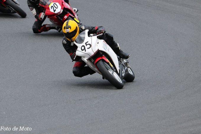 CBR250R #95 YJKR高崎 阿部 樹史 Honda CBR250R