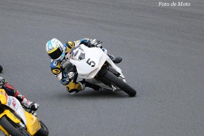 JP250 #5 TGR&Gsense&RP馬行 藤井 岳 Honda CBR250RR