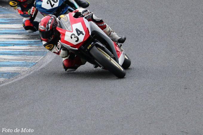 CBR250R #34 7C + Out Law 藤澤 大樹 Honda CBR250R