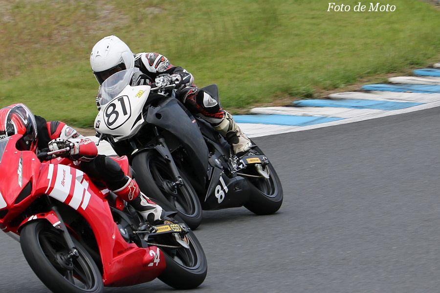 CBR250R #81 HGTガレージ 樋口 祥太 Honda CBR250R