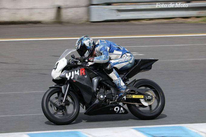 CBR250R #94 YJKR高崎@017 飯野 恵太 Honda CBR250R