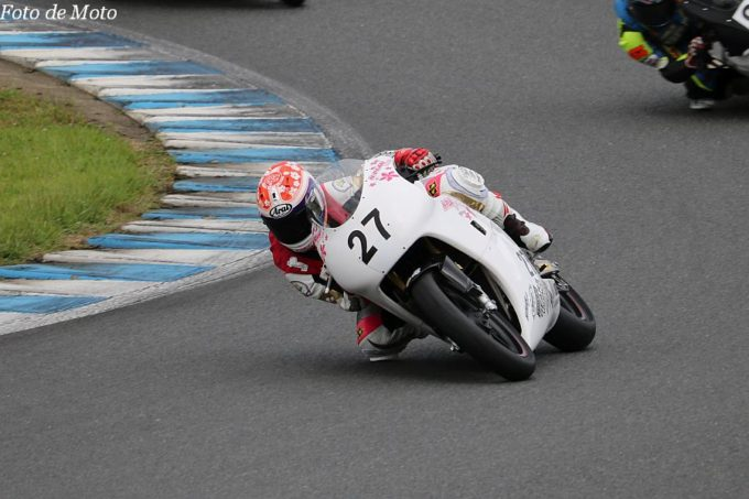 JP250 #27 Team千葉北☆N-PLAN 石井 千優 Honda CBR250RR