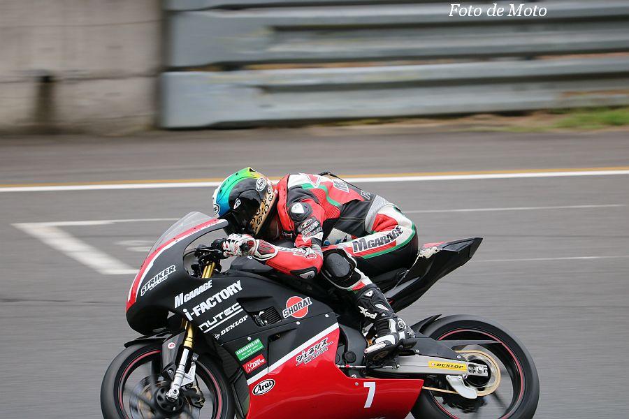 JP250インター #7 i-FACTORY&Mガレージ 中沢 寿寛 Honda CBR250RR