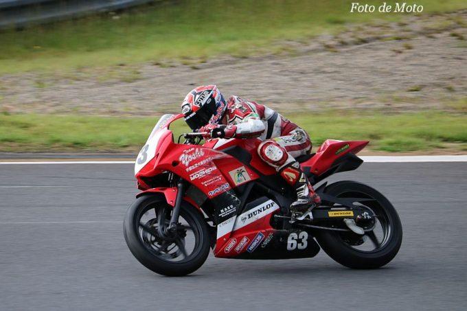 CBR250R #63 Team Yoshi 大関 良則 Honda CBR250R