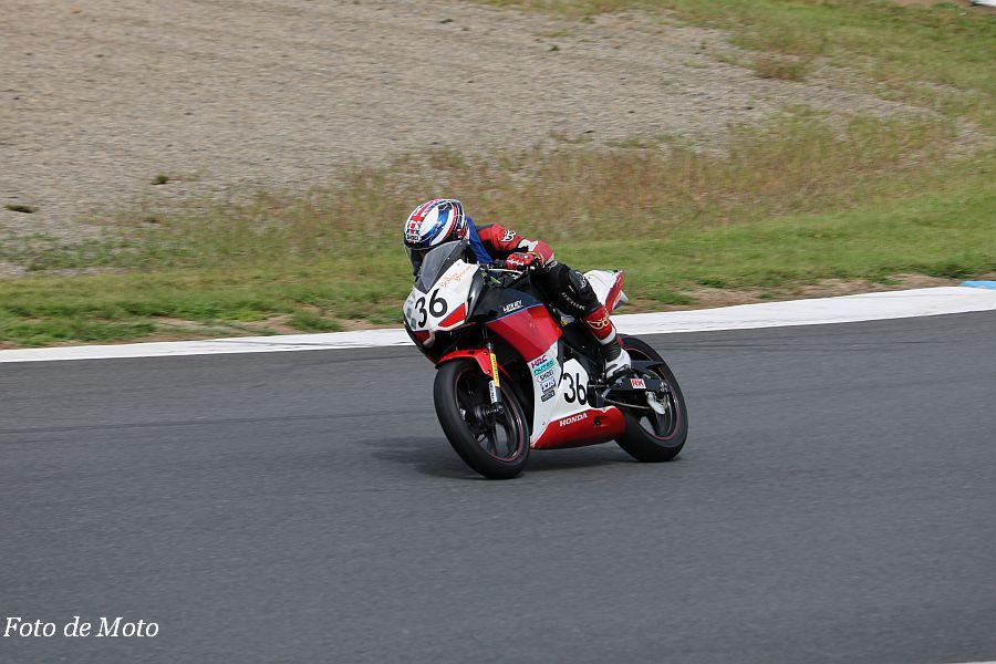 CBR250R #36 MATE-A@WITH KEY 芹澤 正樹 Honda CBR250RP