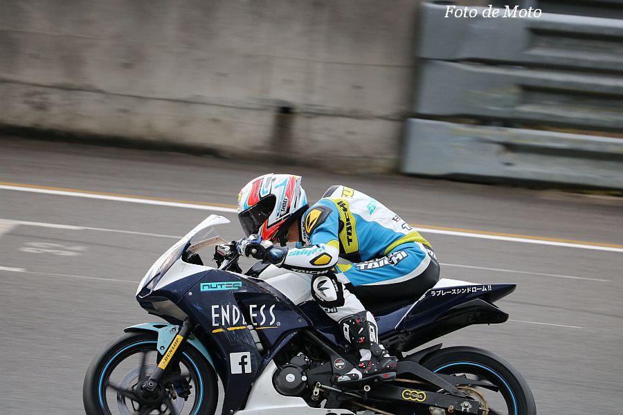 CBR250R #87 CLUB SHANTI 鈴木 洋一郎 Honda CBR250R