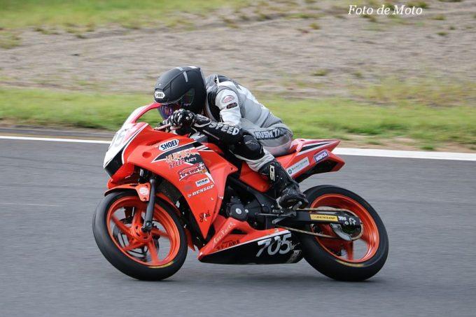 CBR250R #705 保険職人SPEEDparty 高平 丈也 Honda CBR250R