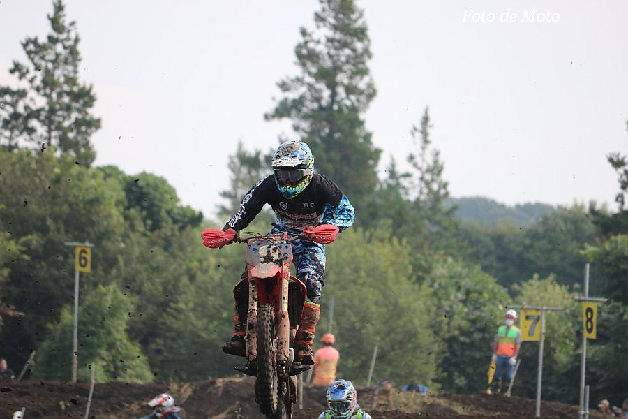 IB-OPEN #9 Gruntechnisch Racing team 藤田 勇 Honda CRF250R