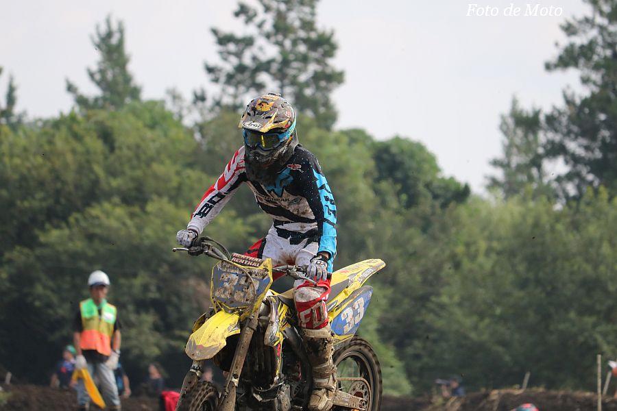 IB-OPEN #33 98%Racing 尾崎 大二郎 Suzuki RM-Z250