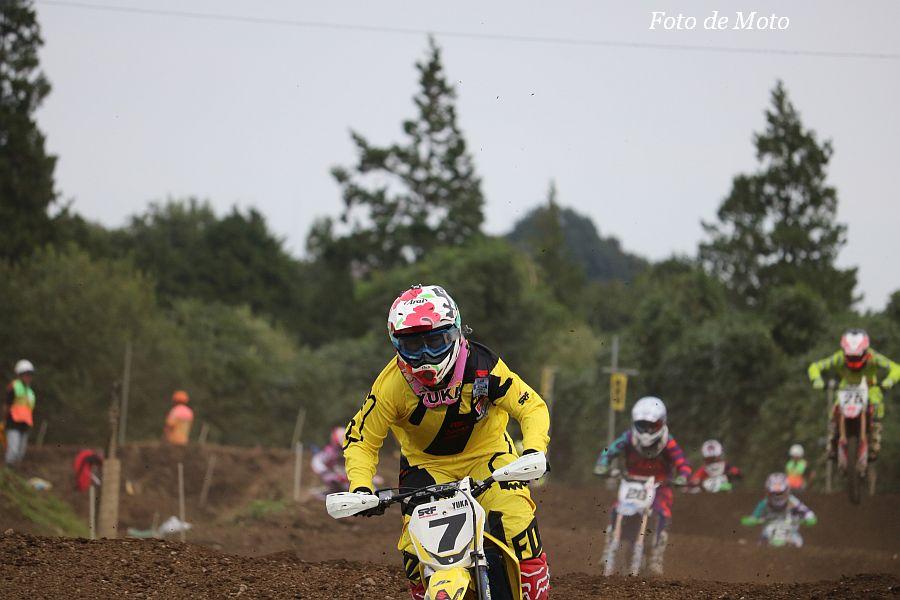 LX #7 SRFスポーツ with 菅原RC 菅原 悠花 Suzuki RM85