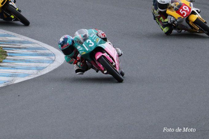 J-GP3 #13 CLUB Y's &J 長谷川 聖 Honda NSF250R