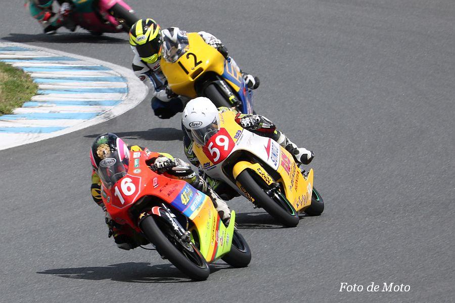 J-GP3 #59 ライダーズサロン横浜 五十嵐 翔希 Honda NSF250R