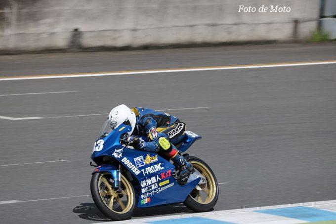 J-GP3 #93 RG NIWA with DOGFISH Racing 菅原 陸 Honda NSF250R