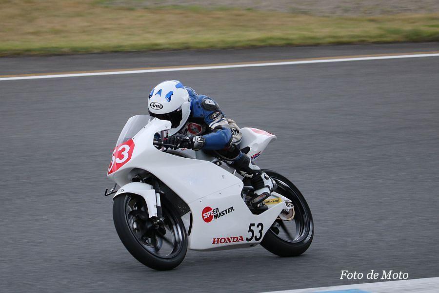 J-GP3 #53 team hiro'ck&HARC 山田 尚輝 Honda NX7