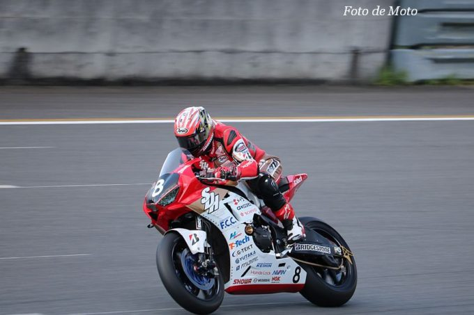 JSB1000 #8 Team SuP Dream Honda 山口 辰也 HONDA CBR1000RR SP2