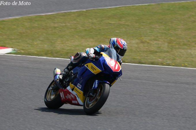 JSB1000 #91 Honda緑陽会熊本レーシング 井上 拓海 Honda CBR1000RR
