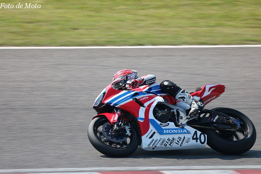 JSB1000 #40 Honda緑陽会熊本EWC2 小島 一浩 Honda CBR1000RR