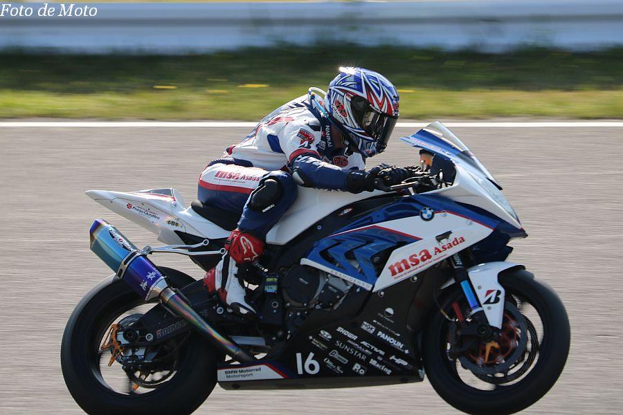 JSB1000 #16 Motorrad39 酒井 大作 BMW S1000RR