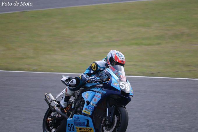JSB1000 #59 HKC&IMT Racing 渡部 一夫 YAMAHA YZF-R1