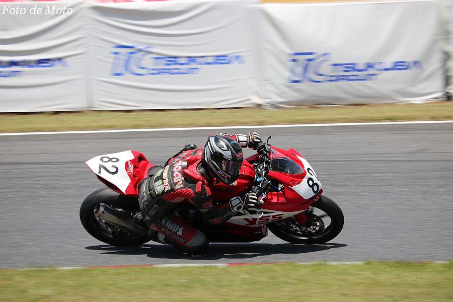 JP250 #82 YSSレーシング・アゲインRC・西港ベース 平松 太陽 Honda CBR250RR