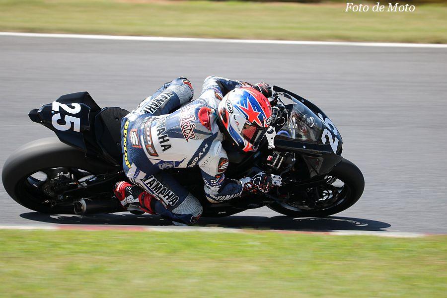 J-GP2 #25 伊藤レーシング 伊藤 勇樹 YAMAHA YZF-R6