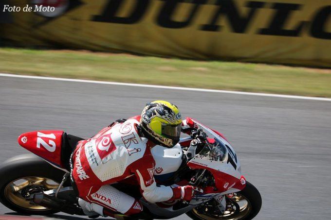 J-GP2 #12 Kohara Racing Team 大木 崇行 HARC-PRO HP6