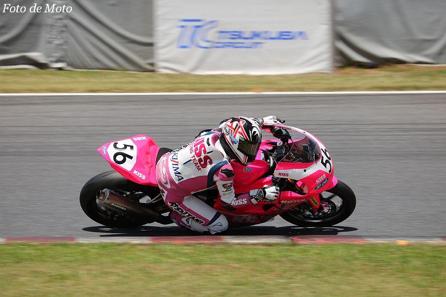 JP250 #56 キジマKISSレーシングチーム 櫻井 芽依 Honda CBR250RR