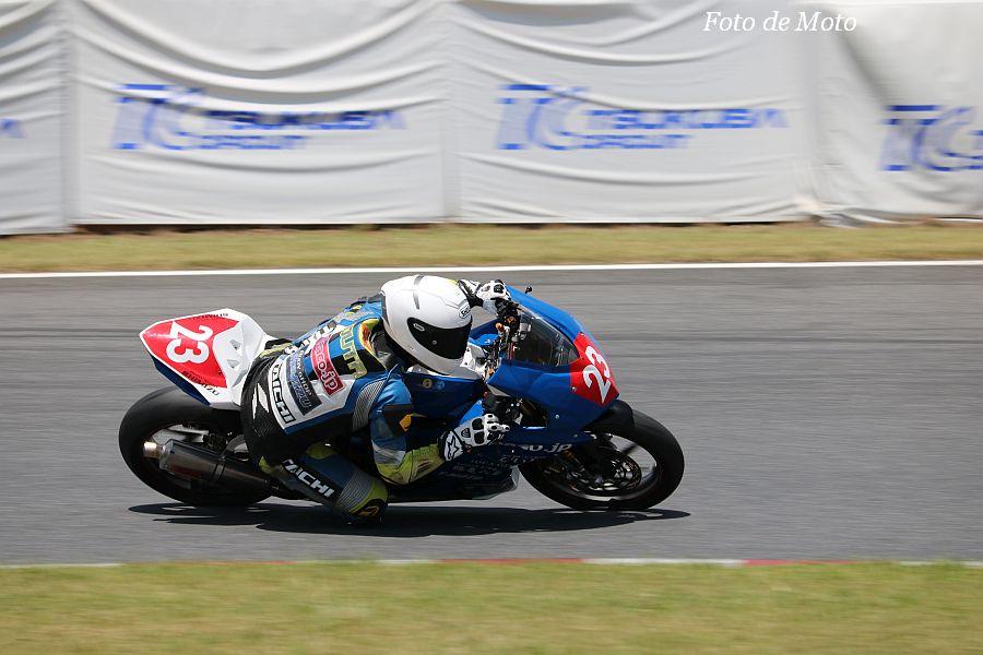 JP250 #23 TEAM idea 砂泊 孝太 Honda CBR250RR