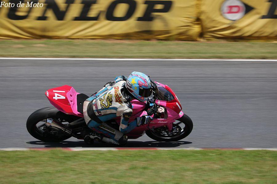 JP250 #14 Garage130R with Marguerite 坪川 浩明 Honda CBR250RR