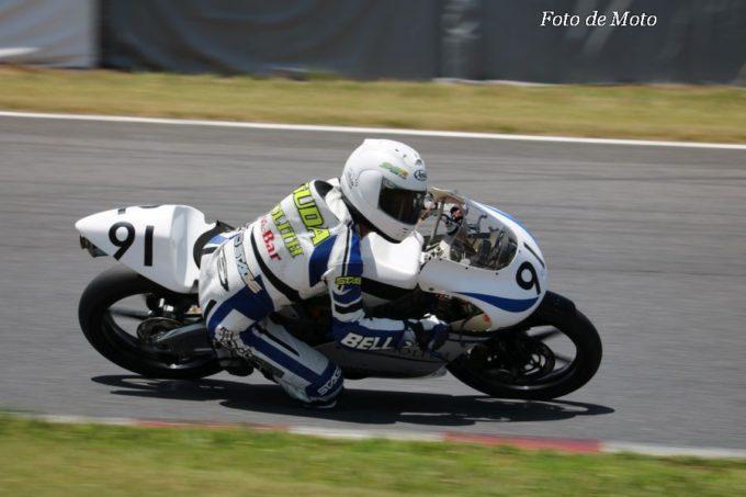 J-GP3 #91 teamREGOLITH+ BELL 津田 裕行 HONDA NSF250