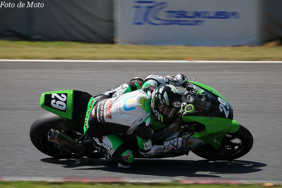 J-GP2 #29 will-raise racingRS-ITOH 和田 留佳 KAWASAKI ZX-6R