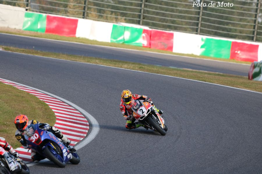 JP250 #2 RPM·PROPOWER Asia&WJ 藤永 優 Honda CBR250RR