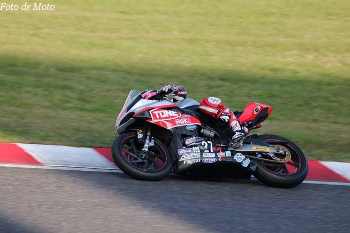 JP250 #27 TONERT 千葉北ポケバイコース+N-PLAN 石井 千優 Honda CBR250RR