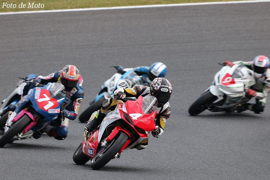 JP250 #4 Team 橋本組 金山 和弘 Honda CBR250RR