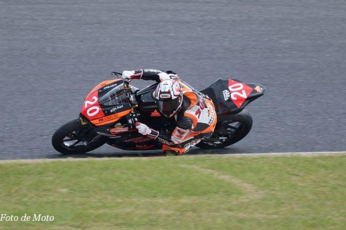 JP250 #20 TEAM TEC·2 笠井 悠太 Honda CBR250RR