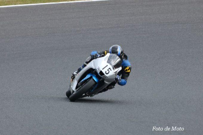JP250 #15 MOTOSeek Racing 紀 典和 Kawasaki Ninja250R
