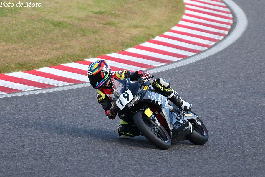 JP250 #19 Tame Kfare 木継 洋介 Honda CBR250RR