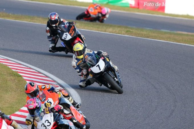 JP250 #7 TEAM AGRAS with NOJIMA 中澤 皓平 Honda CBR250RR