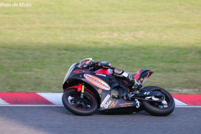 JP250 #3 speedHeart Racing 谷本 音虹郎 YAMAHA YZF-R25