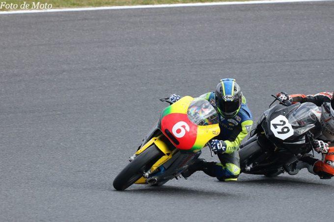 JP250 #6 CLUB KENJIN&ペンタグラム&吉澤企画 吉澤 隆 Honda CBR250RR