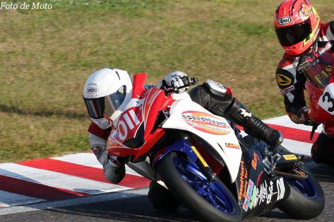 JP250 #011 speedHeart Racing 藤村 太磯 YAMAHA YZF-R25