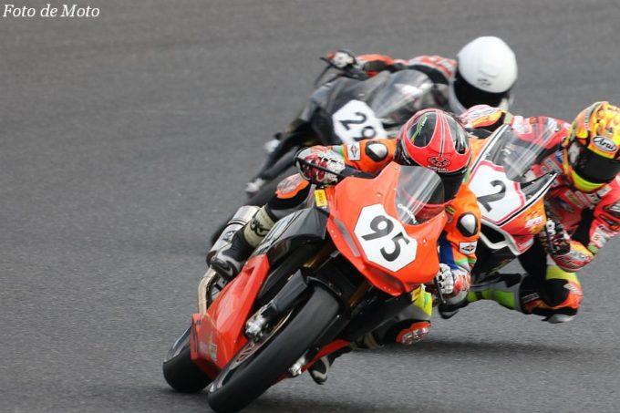 JP250 #95 YTR 福井 宏至 Honda CBR250RR