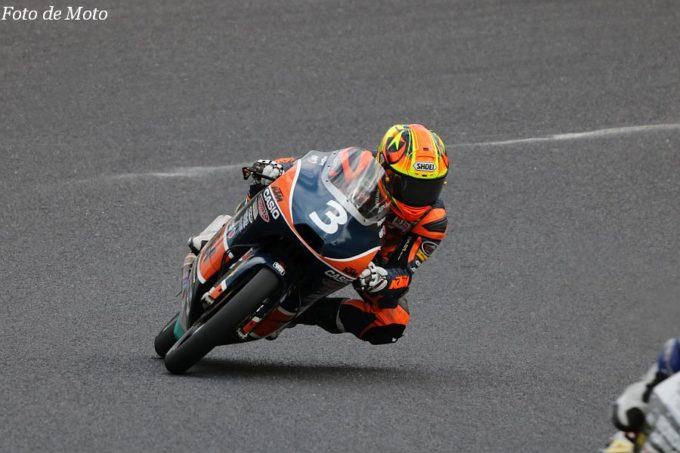 J-GP3 #3 KTM.ASPIRATION RACING 古市 右京 KTM RC250R