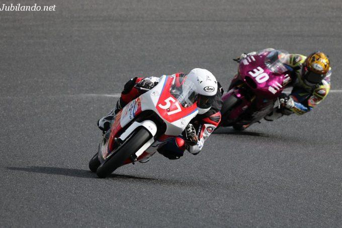 J-GP3 #57 SRS コチラレーシング 濱田 寛太 Honda NSF250R