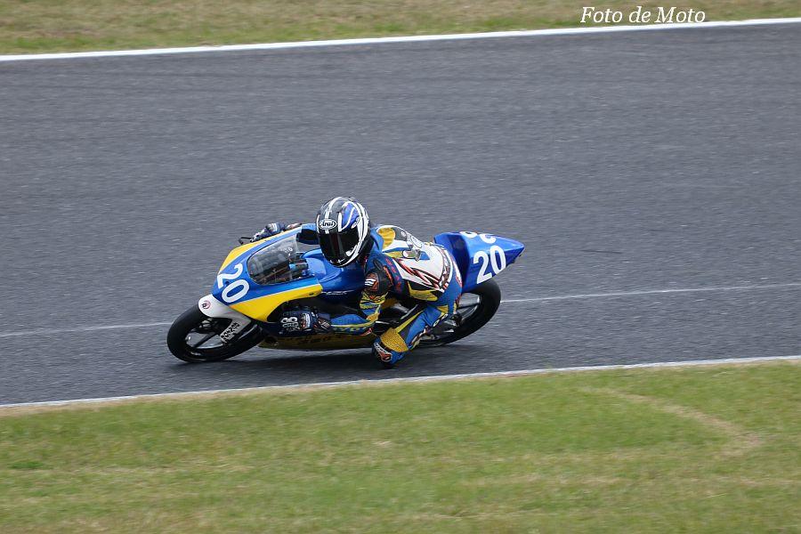 J-GP3 #20 FTR·タイヤナビ·(株)遠藤住宅 畑中 要 Honda NSF250R