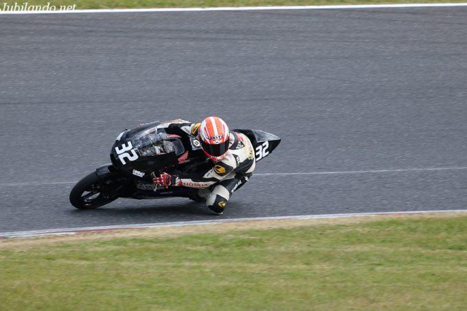 J-GP3 #32 WJ-FACTORY 檜山 拓実 Honda NSF250R
