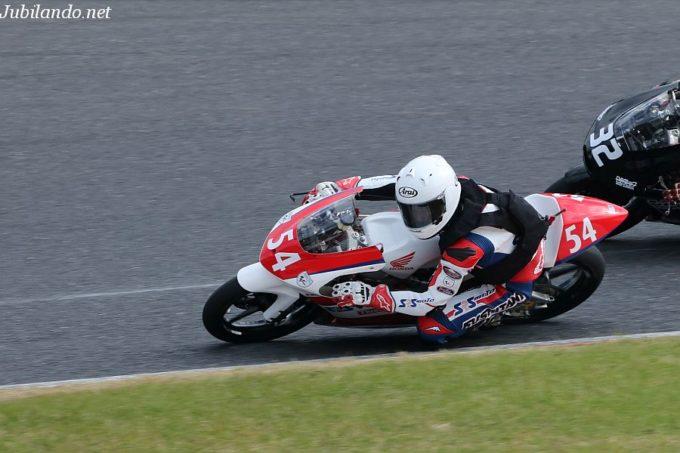 J-GP3 #54 SRS コチラレーシング 細谷 翼 Honda NSF250R