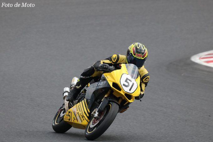 JP250 #51 T·モトキッズ SEED ライコランド いじ改 神田 征司 Honda CBR250RR