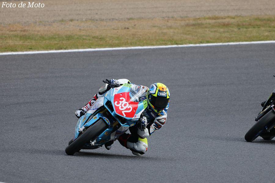 JP250 #392 ミクニ テリー&カリー 村瀬 健琉 Honda CBR250RR