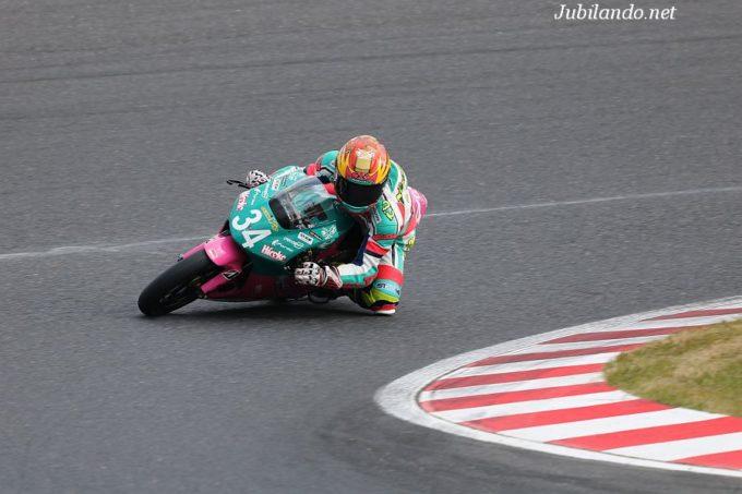 J-GP3 #34 CLUB Y's &J 村田 憲彦 Honda NSF250R